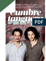 Tango Feroz. Entrevista a Fernán Mirás, Cecilia Dopazo, Florencia Otero y Fernando Dente