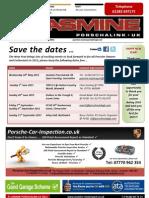 Porsche Newsletter - Issue 3