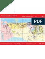 dubai roads map