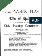 halifax master plan