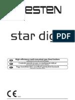 Manual Centrala Termica Western