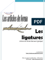 11 Ligature