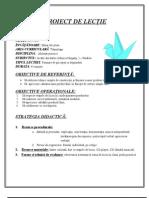 Proiect de Lectie Ab. Practice
