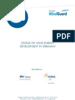 Factsheet Windmarkt Duitsland