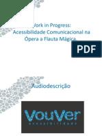 Work in Progress Encontro de Tradutores