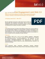Programm Oeffentliches Engagement Und Web 2.0