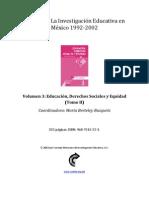ColecciónLa Investigación Educativa en México-1992-2002-03_t2