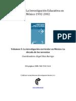ColecciónLa Investigación Educativa en México-1992-2002-v05