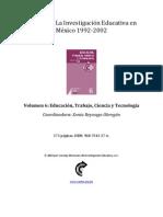 ColecciónLa Investigación Educativa en México-1992-2002-v06