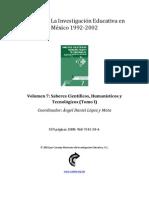 ColecciónLa Investigación Educativa en México-1992-2002-v7_t1