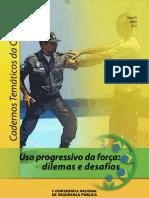 manual de uso progressivo da força
