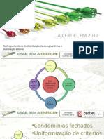 Jornadas CERTIEL 2012