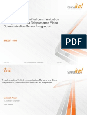 Troubleshooting Unified Communication | Session Initiation