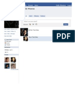 facebook template character dally project the outsiders novel