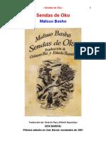 Basho Matsuo - Senda de Oku [Doc]