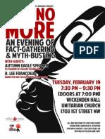 Idle No More - February 19 2013