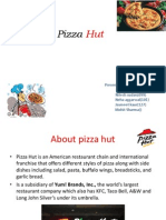 PIZZA HUT PPT