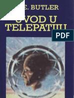 w. e. Butler - Uvod u Telepatiju