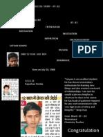SUCCESS  STORY OF INDIAN TALENT -Satyam Kumar