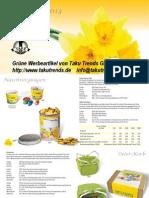 Werbegeschenke Werbeartikel Ostern Heft 2013_(D)