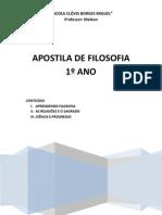Filosofia - APOSTILA.1ºANO.pdf