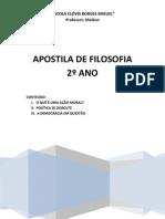 Filosofia - APOSTILA.2ºANO.pdf