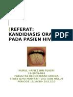 65999159 Kandidiasis Oral Pada Pasien HIV