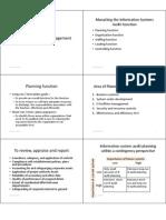 Audit Planning and Management
