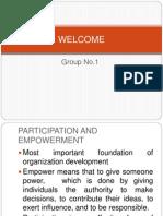 Organisation development foundation