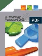 VW2010 3D Modelling Tutorial Sample