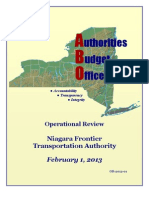 NFTA Final Report
