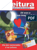 Revista Leitura Edição 20 – Junho 2008