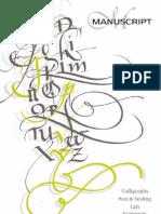 Manuscript Product Brochure 2013