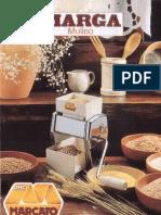 Marga Mulino Marcato Grain Mill Manual