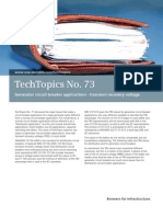 TechTopics No. 73