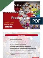Optimizacion Calidad Impresion Productividad