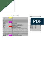 CTC Calculation Sheet