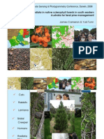James Cameron - Mapping Pinus radiata in native sclerophyll forests in south-eastern Australia for feral pine management