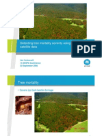 Jan Verbesselt - Assessing severity of tree mortality in Pinus radiata plantations with MODIS time series