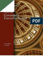 Gov. Tom Corbett's proposed 2013-14 state budget.