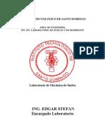 Manual de Laboratorio de Mecánica de Suelos