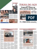 Jornal Folha do Aço - Ed. 110 BROCHURA