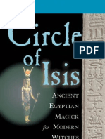 Circle of Isis - Ancient Egyptian Magick for Modern Witches.pdf