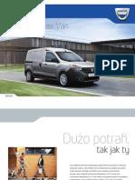 Dacia DokkerVan 2013 PL