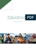 Catalog Daiwa 2013
