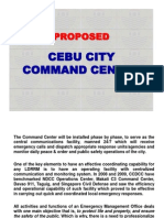 Cebu City's proposed Command Center
