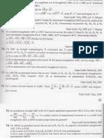 Probleme de Concurs_geometrie Vectoriala