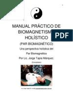 Libro Bio Magnetism o Manual 1