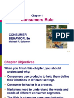Chapter-1 Consumer Rule
