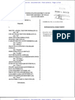 Zetas Superseding Indictment